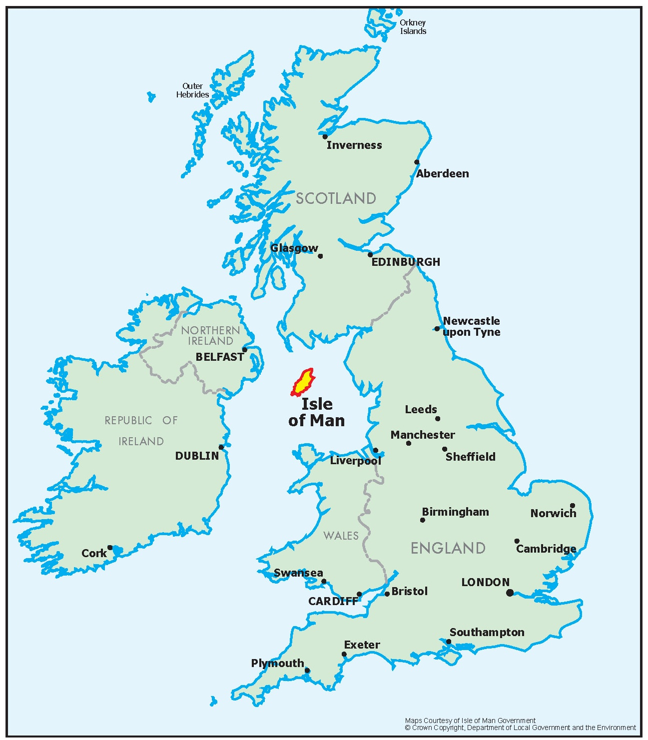 map of the british isles Pokemon Go Search for tips